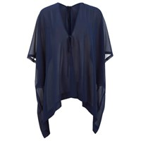 L'agent By Agent Provocateur Women's Rosana Cover Up Navy