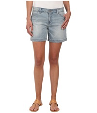 Calvin Klein Jeans Weekend Shorts Faded Sky Women's Shorts Blue