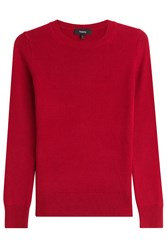 Theory Cashmere Pullover Green