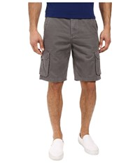 Quiksilver Everyday Deluxe Cargo Shorts Castle Rock Men's Shorts Black