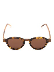 Retrosuperfuture Retro Super Future 'Riviera' Sunglasses Brown