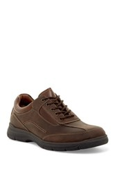 Johnston And Murphy Wickman Lace Up Sneaker Brown