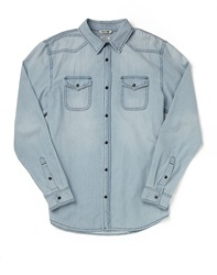 Only And Sons Jay Western Shirt