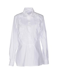 Ermanno Scervino Shirts Shirts Women White