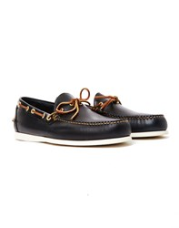 G.H. Bass And Co. Camp Moc Deck Shoe Navy