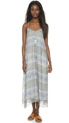 Madewell Swingy Sun Dress Blue Moon