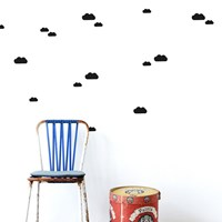 Ferm Living Mini Clouds Wall Sticker