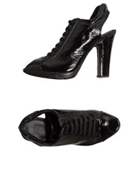 Ruco Line Lace Up Shoes Black