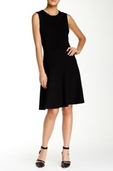Hugo Boss Freida A Line Dress Black