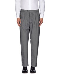 Maison Clochard Trousers Casual Trousers Men Black