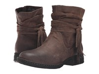 Born Cross Taupe Distressed Women's Boots