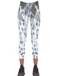 Odlo Printed Running Leggings