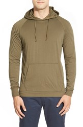 Men's Jeremiah 'Blaine' Double Layer Hoodie Tank