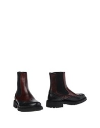 Thompson Ankle Boots Lead