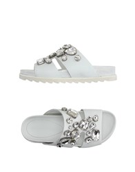 Bryan Blake Footwear Sandals Women White