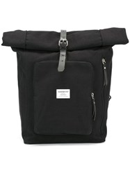 Sandqvist 'Jerry' Backpack Black