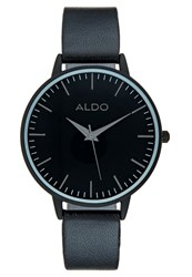 Aldo Vallebuona Watch Black Goldcoloured
