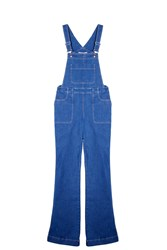 Paul And Joe Sister Denim Overalls Blue