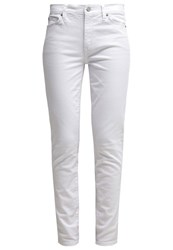 Gap Slim Fit Jeans White