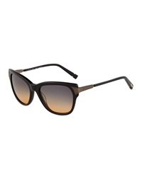 Jason Wu Deidre Black Acetate Sunglasses