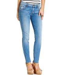 Guess Power Curvy Skinny Jeans Midviola Wash