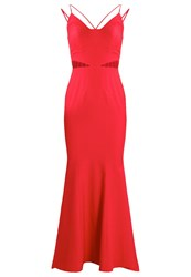 Jarlo Ashley Occasion Wear Red
