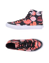 Huf Footwear High Tops And Trainers Men Black