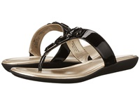 Bandolino Jesane Black Synthetic Women's Sandals