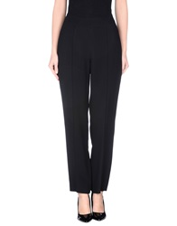 Rena Lange Casual Pants Dark Blue