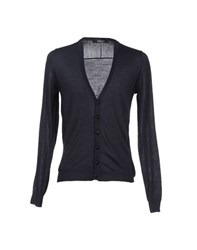 Liu Jo Jeans Knitwear Cardigans Men Steel Grey