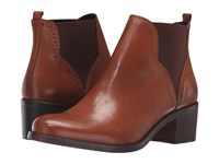 Dune Parnell Tan Leather Women's Pull On Boots