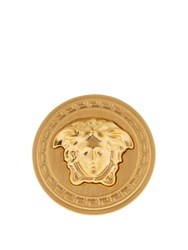 Versace Medusa Ring Yellow Gold