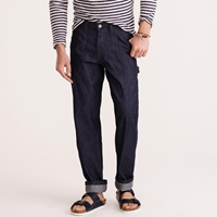 J.Crew Wallace And Barnes Lightweight Carpenter Jean