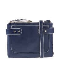 Stefanel Handbags Dark Blue