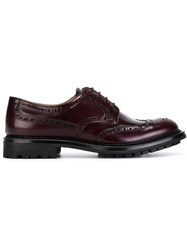 Church's Classic Brogues Red