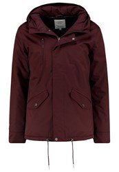 Elvine Cornell Light Jacket Wine Bordeaux