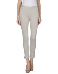 New York Industrie Casual Pants Light Grey