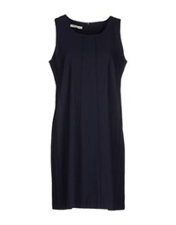 Beatrice. B Short Dresses Dark Blue