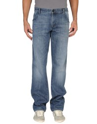 Verri Denim Denim Trousers Men Blue