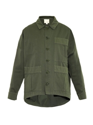 Band Of Outsiders Cotton Army Jacket