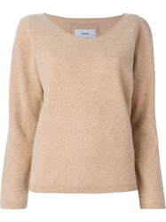 Humanoid 'Warrior Thin 07' Sweater Nude And Neutrals