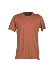 Timeout T Shirts Brown