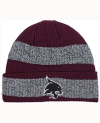 Adidas Texas State Bobcats Player Watch Knit Hat Maroon