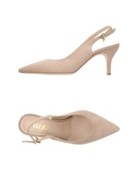 Liu Jo Shoes Pumps Beige
