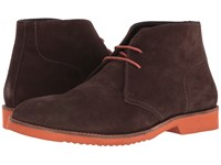 Lotus Lansdowne Brown Suede Men's Shoes