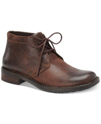Born Born Harrison Casual Plain Toe Boots Men's Shoes