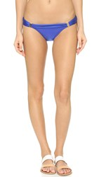 Vix Swimwear Bia Tube Bikini Bottom Blue