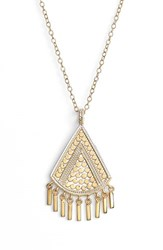 Women's Anna Beck Fringe Pendant Necklace