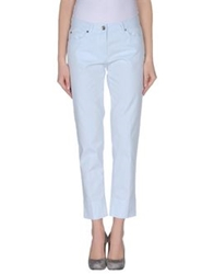 Henry Cotton's Casual Pants Sky Blue