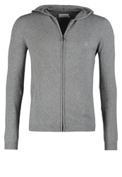 Eleven Paris Beddom Cardigan Grey Chine Mottled Grey
